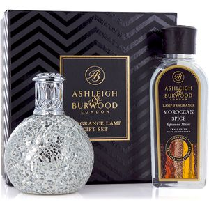 Ashleigh & Burwood Fragrance Lamp Gift Set - Twinkle Star & Moroccan Spice