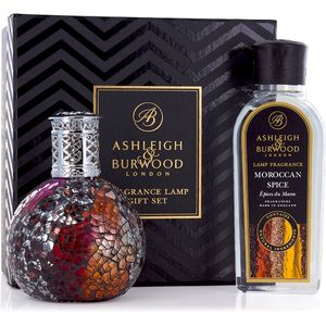 Fragrance Lamp Gift Set Vampiress & Moroccan Spice