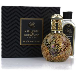 Ashleigh & Burwood Fragrance Lamp Gift Set - Egyptian Sunset & Moroccan Spice