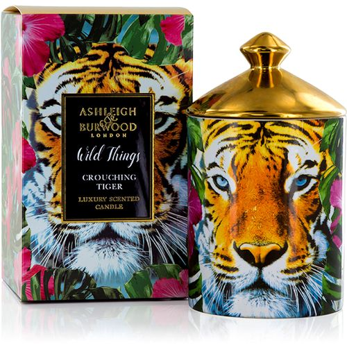 Ashleigh & Burwood Scented Candle Wild Things Collection: Crouching Tiger