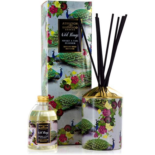 Ashleigh & Burwood Reed Diffuser Gift Set Wild Things Collection:Shake a Tail Feather