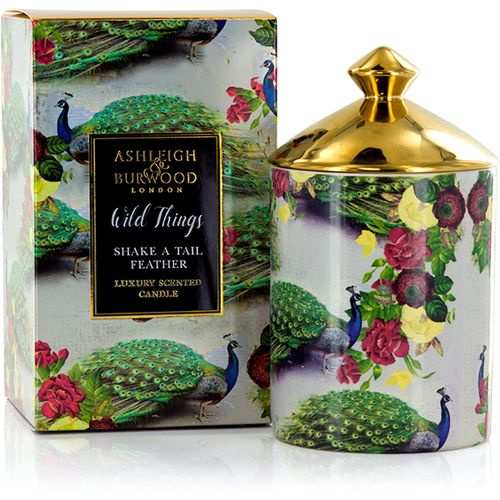 Ashleigh & Burwood Scented Candle Wild Things Collection: Shake a Tail Feather