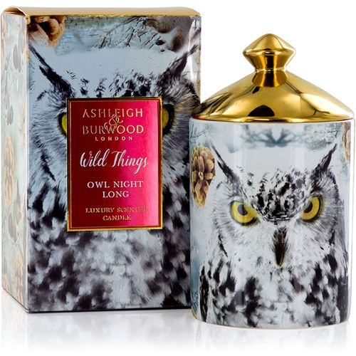 Ashleigh & Burwood Scented Candle Wild Things Collection: Owl Night Long