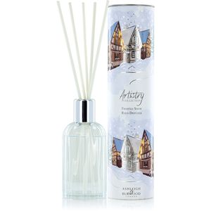 Ashleigh & Burwood Artistry Collection Reed Diffuser 200ml - Frosted Snow