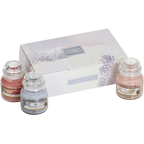 Yankee Candle Gift Set: The SimpleThings (3 Small Jars)