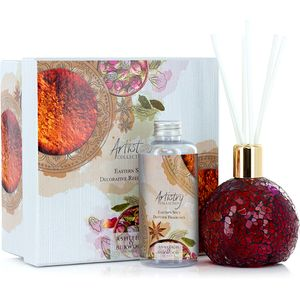 Ashleigh & Burwood Artistry Collection Reed Diffuser Gift Set - Eastern Spice