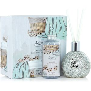 Artistry Reed Diffuser Gift Set - Soft Cotton