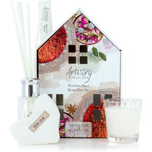 Ashleigh & Burwood Artistry Collection Home Fragrance Gift Set Eastern Spice