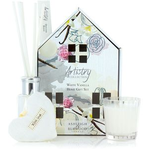 Artistry Collection Home Fragrance Set White Vanilla