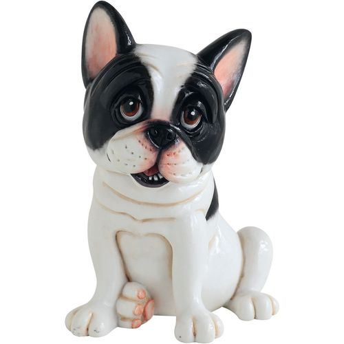 Little Paws Claude French Bulldog Dog Figurine LP3049