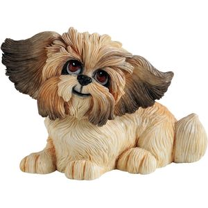 Little Paws Gizmo Shih Tzu Dog Figurine