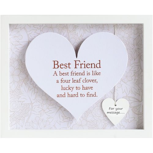 Heart Frame - Best Friend