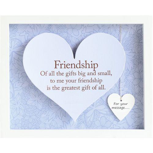 Heart Frame - Friendship