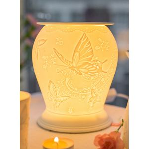 Silk Wings - Electric Wax Melt Burner