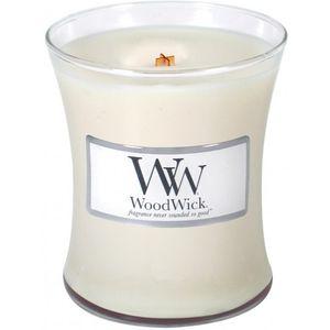 WoodWick Medium Jar Candle - Vanilla Bean