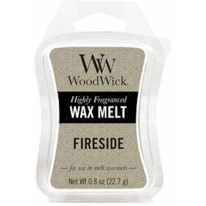 WoodWick Mini Wax Melt - Fireside