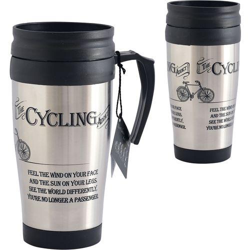 Ultimate Man Gift Travel Mug - The Cycling Addict