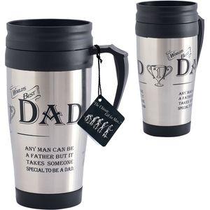 Worlds Best Dad - Travel Mug