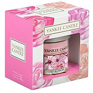 Yankee Candle Gift Boxed Small Pillar Cherry Blossom