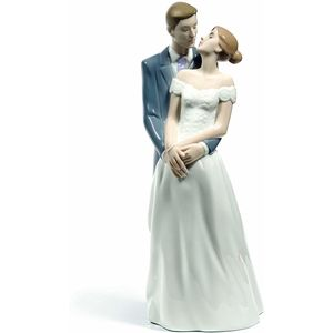 Nao Unforgettable Day Wedding Figurine