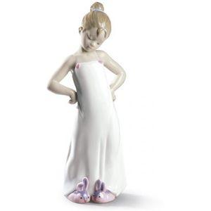Nao Bunny Slippers Figurine