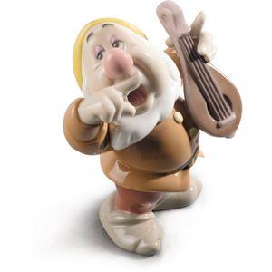 Nao Disney Seven Dwarf Figurine - Sneezy