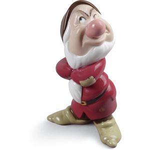 Nao Disney Seven Dwarf Figurine - Grumpy