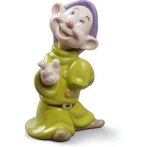 Nao Disney Seven Dwarf Figurine - Dopey