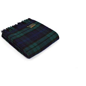 Tweedmill Traditional Tartan Throw - Black Watch