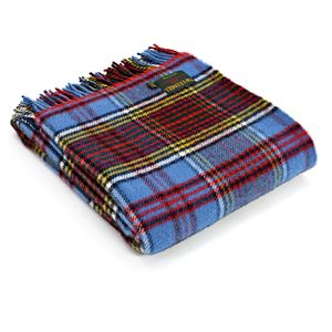 Tweedmill Traditional Tartan Throw - Anderson