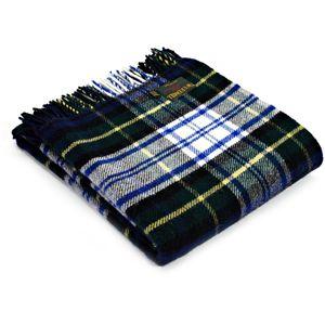 Tweedmill Traditional Tartan Throw - Dress Gordon