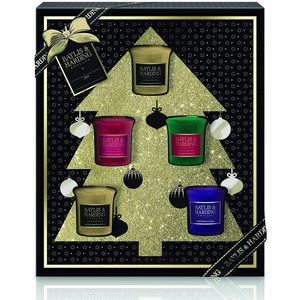 x5 Assorted Candles Tree Gift Set