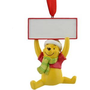 Winnie the Pooh Hanging Tree Decoration