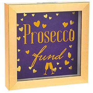 Prosecco Fund Savings Money Box