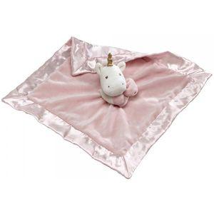 Gund Baby Luna Unicorn Lovey Comforter Blanket