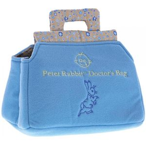 Gund Beatrix Potter Great Ormond Street Peter Rabbit Doctors Bag