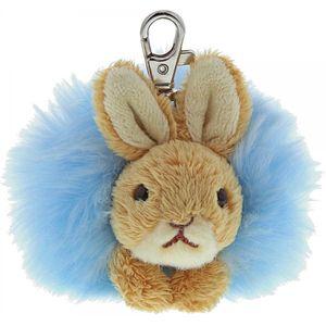 Gund Beatrix Potter Peter Rabbit Pom Pom Keyring