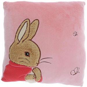 Gund Beatrix Potter Flopsy Bunny Cushion