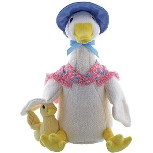 Gund Beatrix Potter Limited Edition Jemima Puddleduck Plush Soft Toy