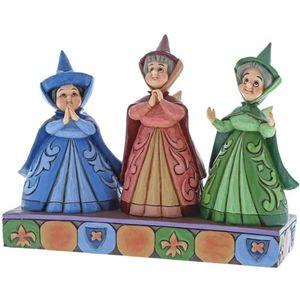 Disney Traditions Royal Guests (Sleeping Beauty Three Fairies) Figurine