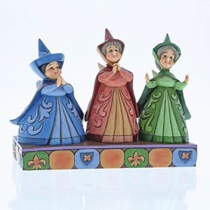 Disney Traditions Royal Guests (Three Fairies Figurine
