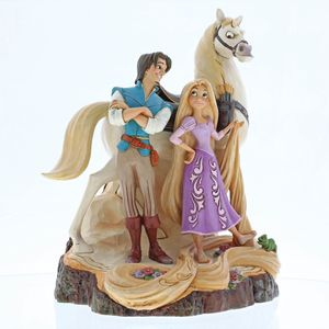 Live Your Dream (Tangled Carved by Heart Figurine)