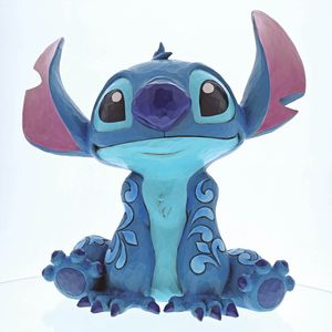 Disney Traditions Big Trouble (Stitch) Figurine (Large)