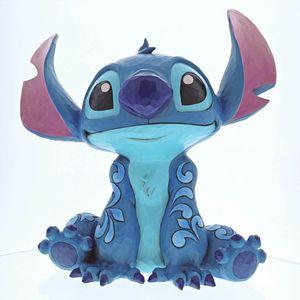 Disney Traditions Big Trouble (Stitch) Large Figurine