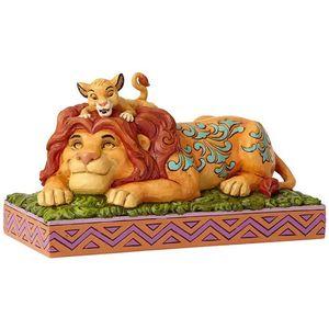 Disney Traditions A Fathers Pride (Simba & Mufasa) Figurine