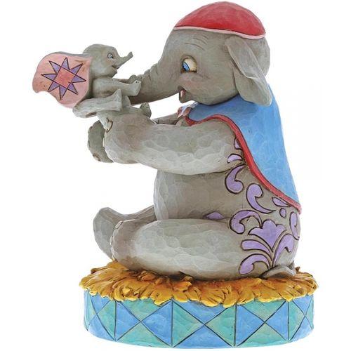 Disney Traditions Mrs Jumbo & Dumbo Figurine 6000973