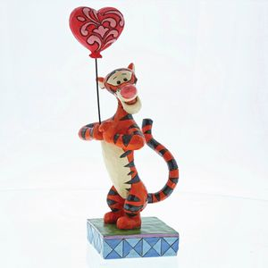 Disney Traditions Heartstrings Tigger Figurine
