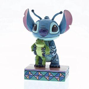 Disney Strange Life Forms (Stitch with Frog Figurine)