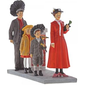 Disney Enchanting Scene Figurine - Step in Time (Mary Poppins)