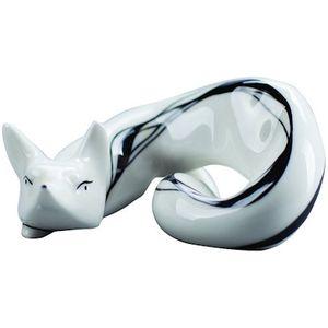 Cmielow Fox Stealing Figurine